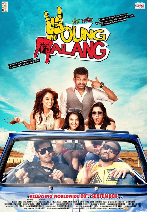 Malang Party Punjabi Song Video